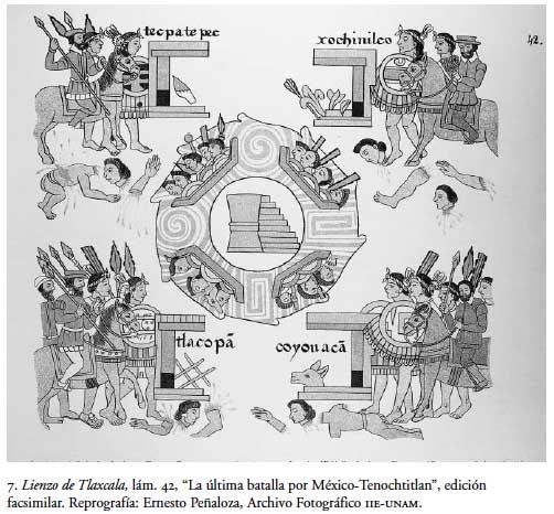 Imágenes de la conquista de México en los códices del siglo XVI. Una ...