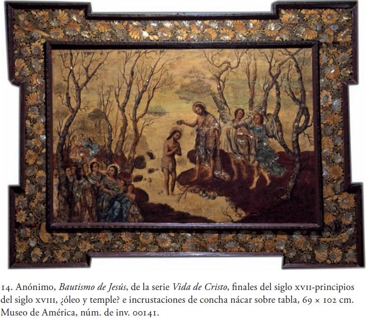Nuevas reflexiones sobre las pinturas incrustadas de concha y el ...