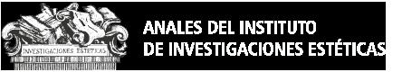 Logo Anales del IIE