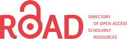 Logo de ROAD Directory of Open Access Scholarly Resources